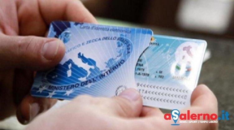 Nuova carta d'identità elettronica con microchip: ora anche a Salerno - aSalerno.it