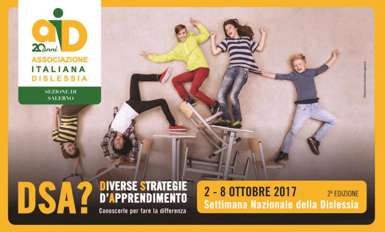 Settimana della dislessia, eventi e incontri a Salerno e tra le scuole - aSalerno.it
