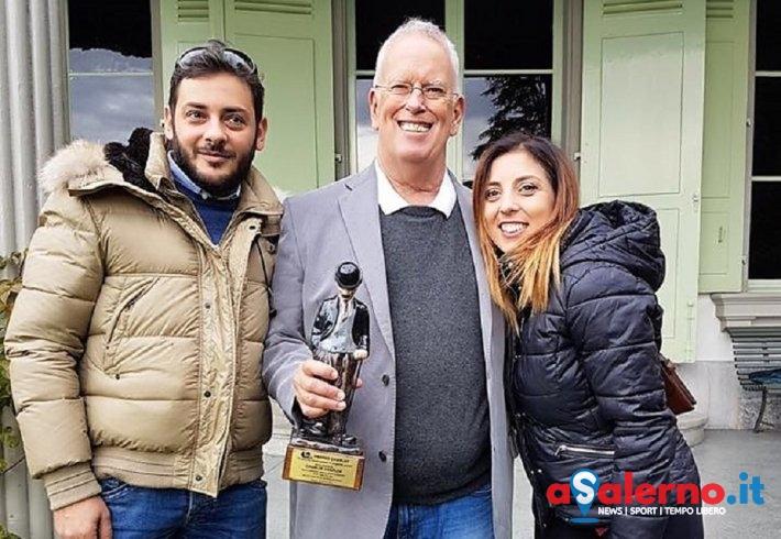 """Prestigioso riconoscimento per Salerno: la statuetta del Premio Charlot nel """"Chaplin's World"""" - aSalerno.it"""