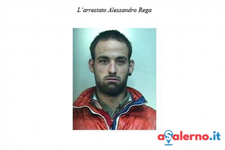 Latitante da due mesi, bloccato sul corso di Pontecagnano, in manette Alessandro Rega - aSalerno.it