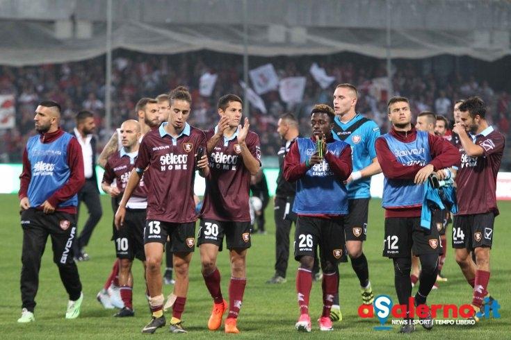 Granata scortati da oltre mille tifosi, al Manuzzi per giocarsela fino alla fine - aSalerno.it