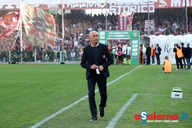"""Bollini: """"Applausi alla squadra. Peccato non aver vinto"""" - aSalerno.it"""