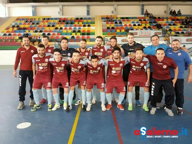 Alma Salerno, al Palatulimieri arriva il Bernalda Futsal - aSalerno.it