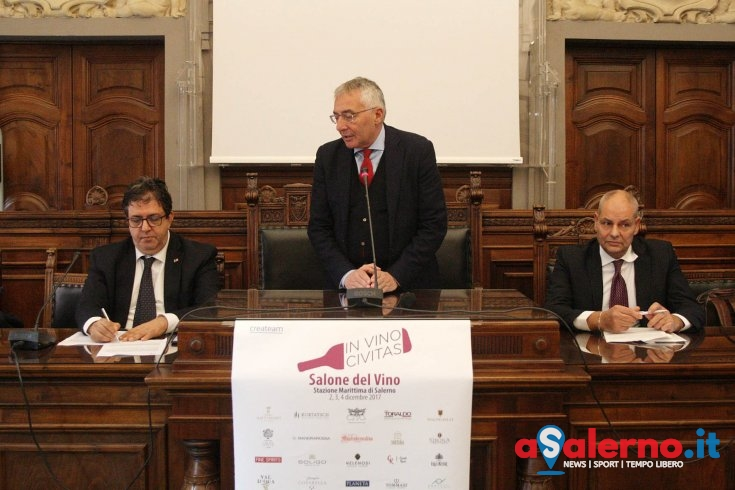 """Mille luci su mille calici, a Salerno la prima edizione di """"In vino Civitas"""" - aSalerno.it"""