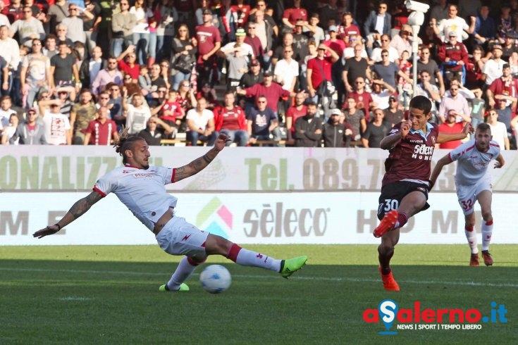 Bari illuso da capitan Galano. Salernitana a galla con Rossi: 2-1 - aSalerno.it