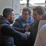 SAL - 28 11 2017 Salerno Comune. Protesta caldarrostai. Foto Tanopress