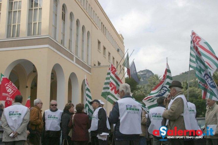 Pensionati salernitani pronti a scendere in piazza per difendere la propria dignità - aSalerno.it
