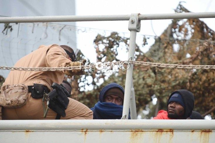 Immigrazione a Salerno, i Carabinieri arrestano Hassan Amezghal - aSalerno.it