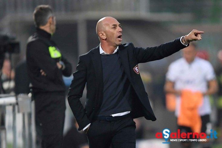 """Bollini: """"Giocato a testa alta. Avremmo potuto vincerla"""" - aSalerno.it"""