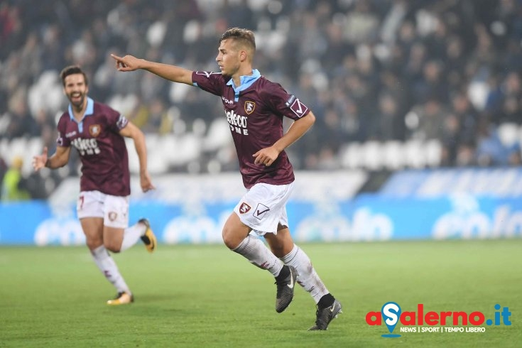 Salernitana mai doma: 3-3 in rimonta a Cesena - aSalerno.it