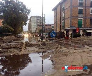 Sal - 06 11 2017 alluvione angri foto Tanopress/Francesco Pecoraro