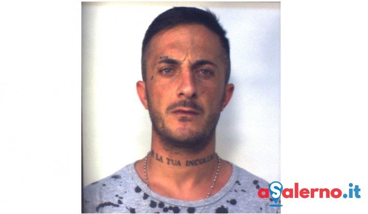 Evade ancora dai domiciliari nella comunità: rinchiuso in carcere Domenico Anzalone - aSalerno.it