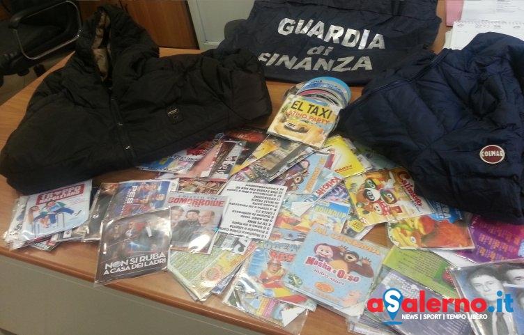 Vende Colmar, Blauer e cd contraffatti: denunciato ambulante a Nocera Inferiore – FOTO - aSalerno.it