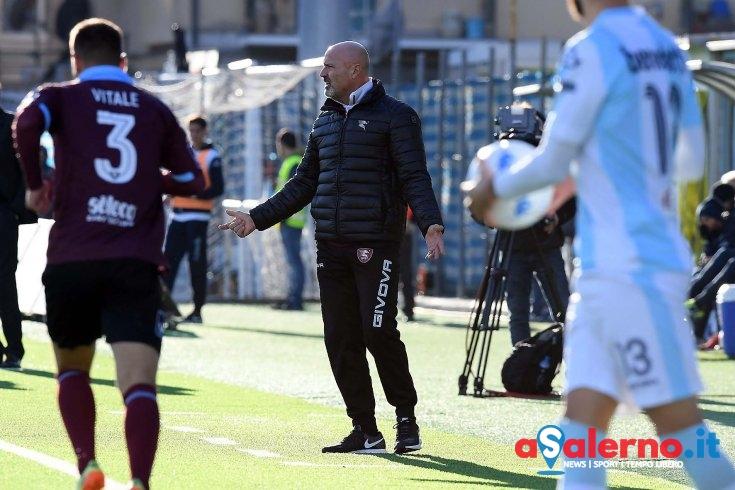 """Colantuono: """"Contento per il risultato ed i tifosi"""" - aSalerno.it"""