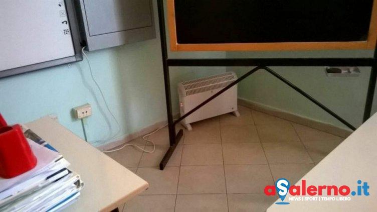 """Riscaldamento a scuola, il sindaco di Pagani: """"Ho fatto sistemare le stufe"""" – FOTO - aSalerno.it"""