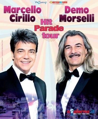 Concerto del 1 gennaio 2018 ad Agropoli con Demo Morselli e Marcello Cirillo - aSalerno.it