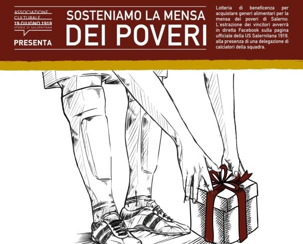 L'associazione 19 giugno 1919 a sostegno della mensa dei poveri - aSalerno.it