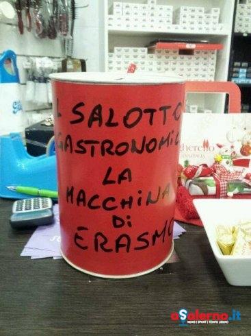 """Solidarietà e raccolta fondi, i cittadini creano l'iniziativa """"La macchina di Erasmo"""" - aSalerno.it"""