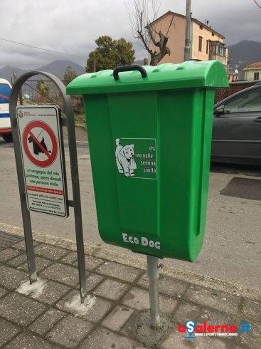 A Cava arrivano gli Eco Dog – FOTO - aSalerno.it