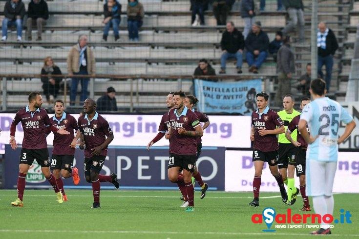 Verso Chiavari: Probabili formazioni e curiosità del match di Coppa - aSalerno.it