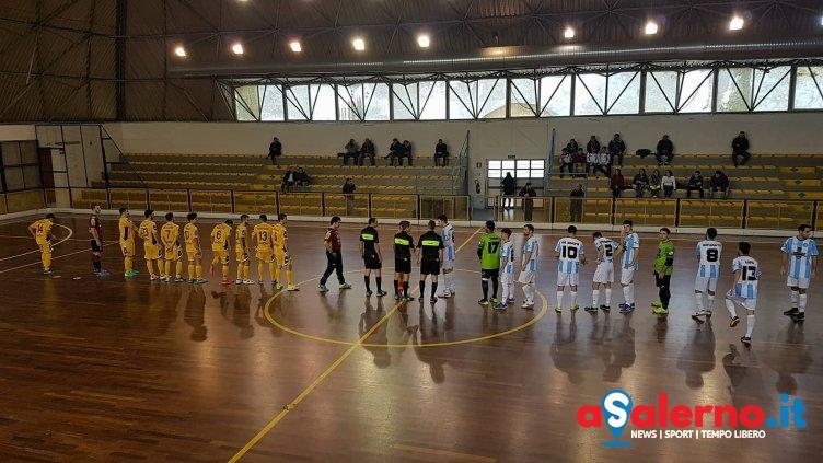 Alma Salerno cinica, si arrende anche il Futsal Fuorigrotta: al PalaTulimieri finisce 6 a 4 - aSalerno.it