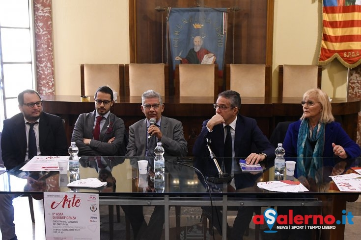 Beneficenza ad Arte in favore della Mensa dei Poveri di Salerno - aSalerno.it