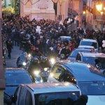 SAL - 30 12 2017 Capriglia. Funerali Alessandro Farina. Foto Tanopress