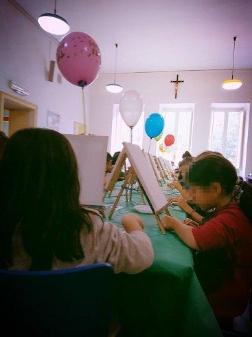 Amalfi: Laboratorio di pittura creativa per i più piccoli - aSalerno.it
