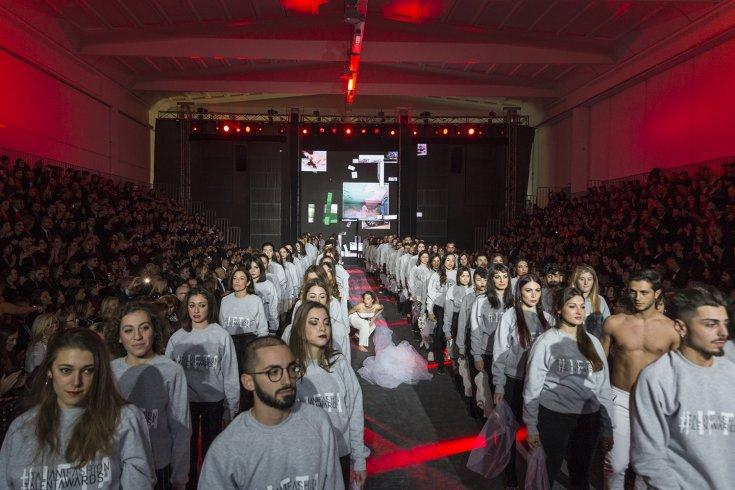 Fanny Barone vince gli Italian Fashion Talent Awards 2017 - aSalerno.it