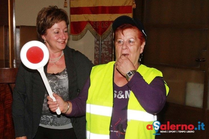 """Santoro al fianco dei Nonni in divisa: """"lavoro gratuito mortificato, si riattivi il servizio"""" - aSalerno.it"""