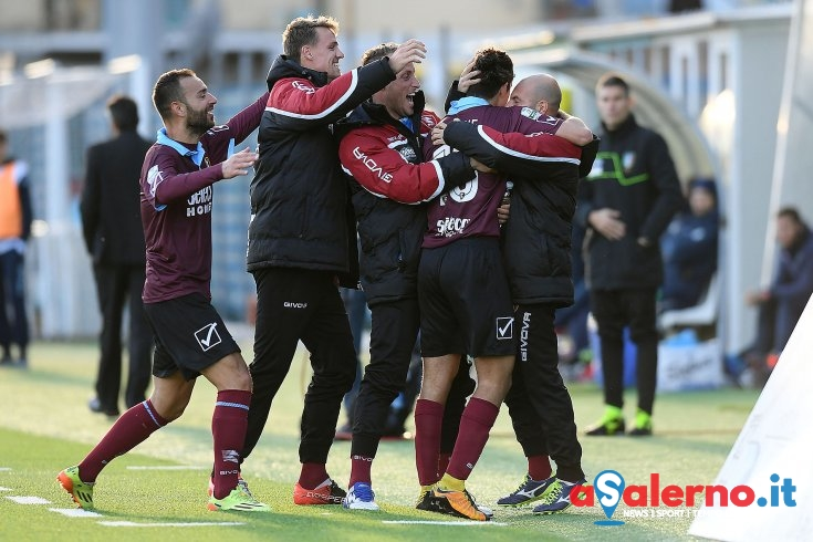 Salernitana, il (Colan)tuono che non ti aspetti: colpo a Chiavari (2-0) - aSalerno.it