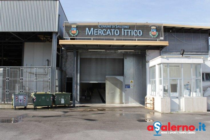 Prodotti senza etichettatura e tracciabilità: sequestrati 350 kg al Mercato Ittico - aSalerno.it
