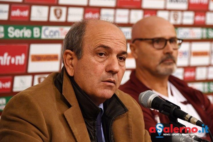 """Chiamata Lotito-Colantuono su """"invito"""" di Fabiani, incontrati anche Di Carlo e Tramezzani - aSalerno.it"""
