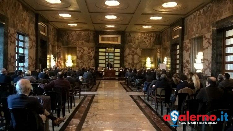 """Presentato a Palazzo di Città il """"Codice Commentato dell'Impresa e delle società"""" - aSalerno.it"""