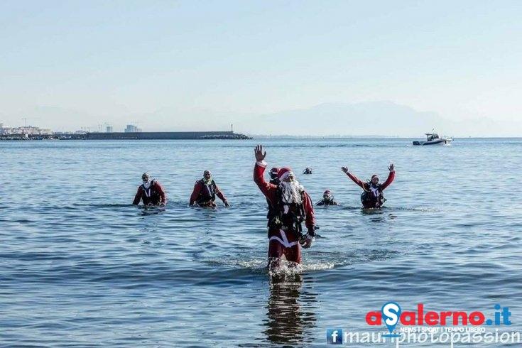 A Salerno Babbo Natale viene dal mare - aSalerno.it