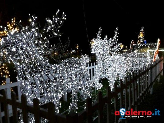 Domani Baronissi accende il suo grande abete di Natale - aSalerno.it