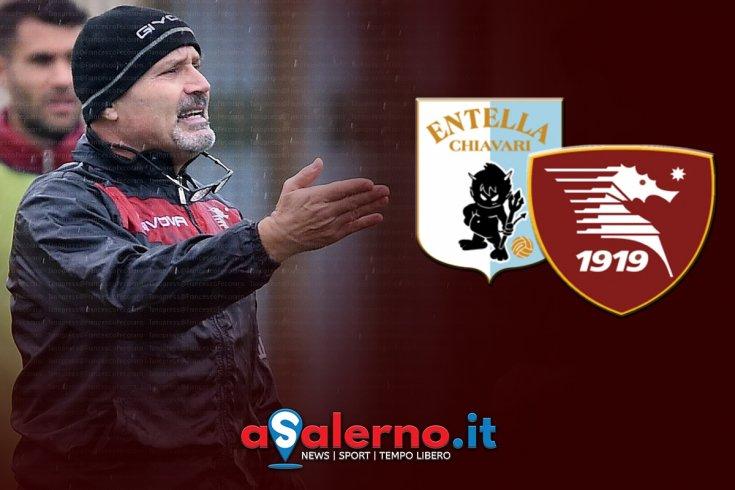 Entella-Salernitana: formazioni ufficiali - aSalerno.it
