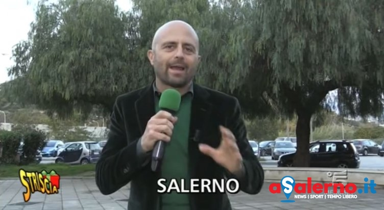 Striscia La Notizia a Salerno: intere famiglie da anni vivono in un Centro d'Accoglienza - aSalerno.it