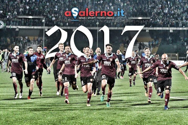 L'anno Granata – SPECIALE 2017 - aSalerno.it