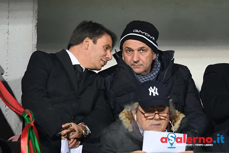 """Fabiani criptico: """"I più forti difficile prenderli adesso, non se li leva nessuno"""" - aSalerno.it"""