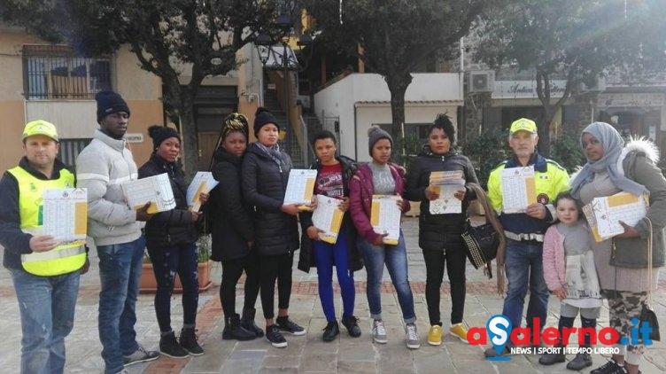 Iniziativa ad Altavilla Silentina con le ragazze ospiti del Cas – LE FOTO - aSalerno.it