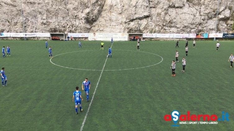 Costa d'Amalfi perde in casa con il Nola, scontri dopo il match: fermati due partenopei - aSalerno.it