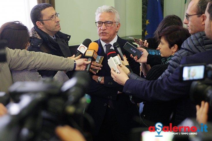 Aeroporto, ospedale e sicurezza: l'intervista al sindaco Napoli - aSalerno.it