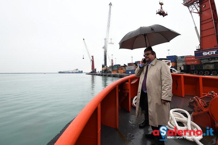 """""""Consapevoli che il porto di Salerno è destinato a crescere"""" - aSalerno.it"""