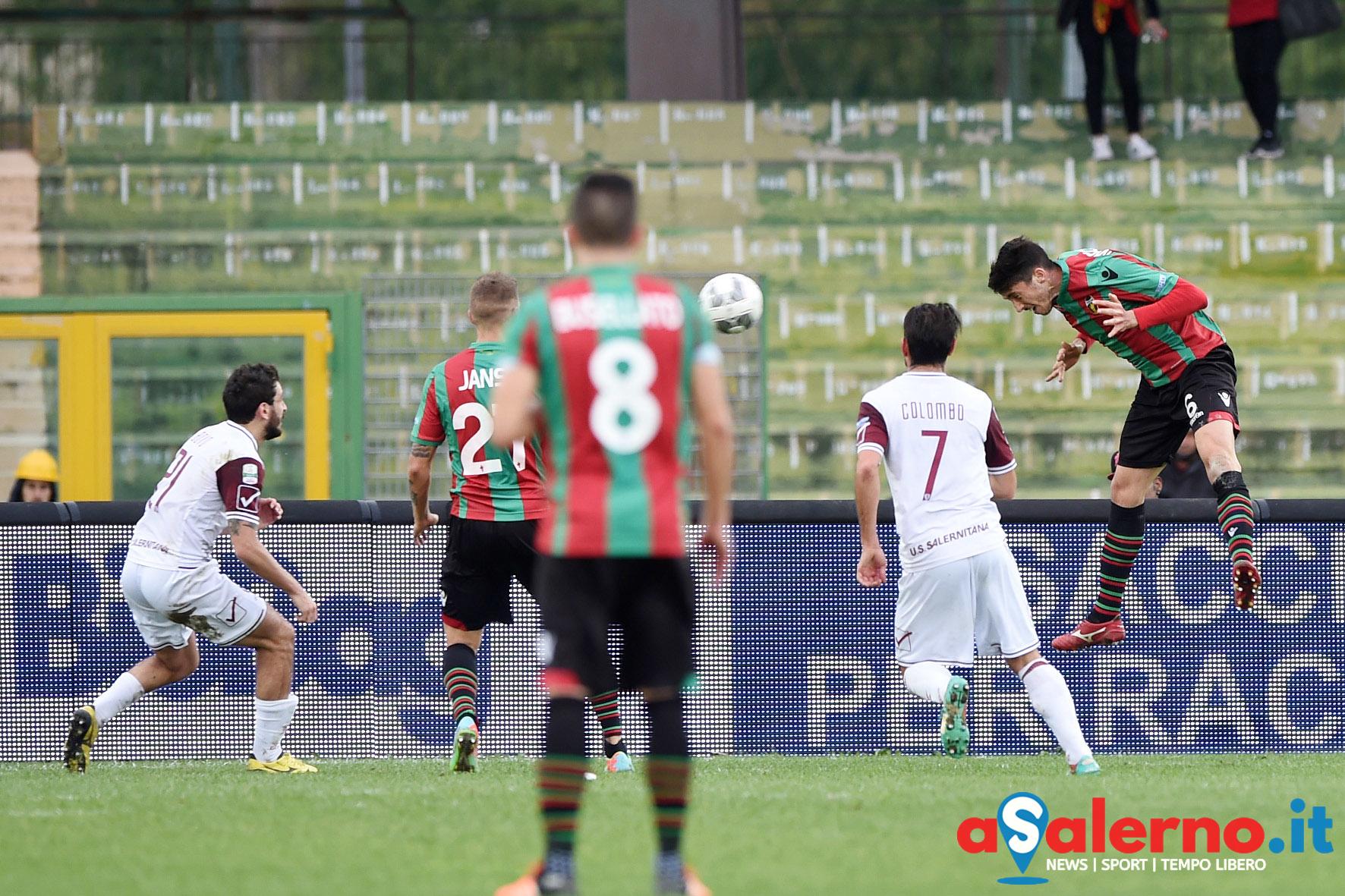 Terni Stadio Liberati. Ternana - Salernitana Campionato Serie B