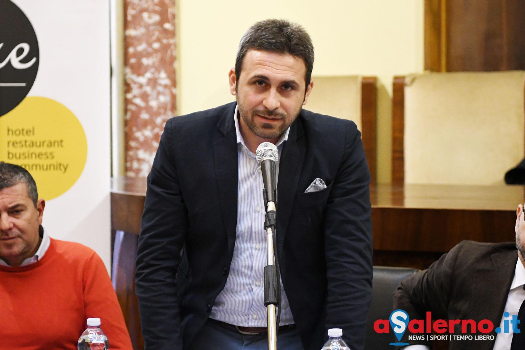 Salerno Comune. Conferenza stampa manifestazione Horeca