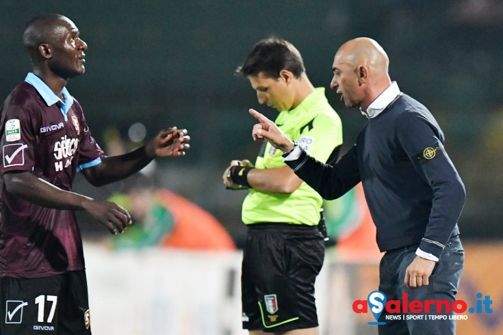 Fischiò al Partenio nel derby del 2-3: torna ad arbitrare i granata Fourneau - aSalerno.it