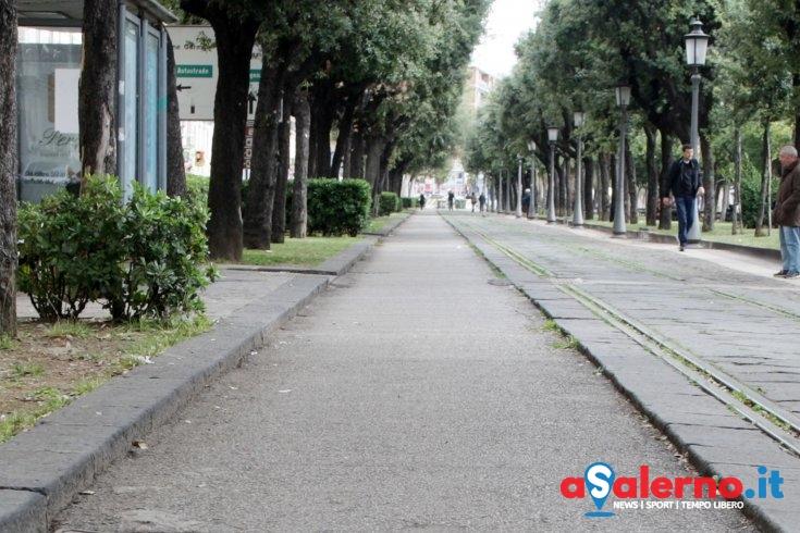 Salerno, al via la sanificazione ambientale sul Lungomare - aSalerno.it