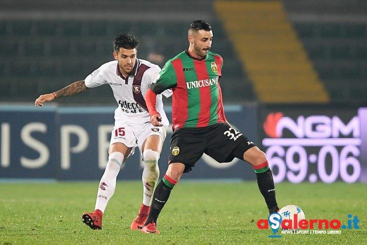 """Casasola: """"Dobbiamo migliorare per portare a casa i risultati e raggiungere le posizioni playoff"""" - aSalerno.it"""