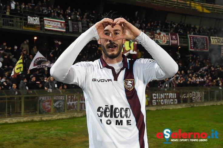 E' un cuore di Salernitana, a Terni decide Sprocati (0-1 pt) - aSalerno.it
